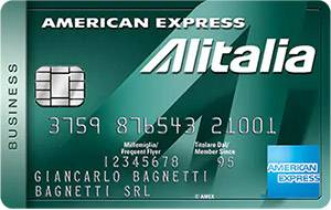 American Express Alitalia Business
